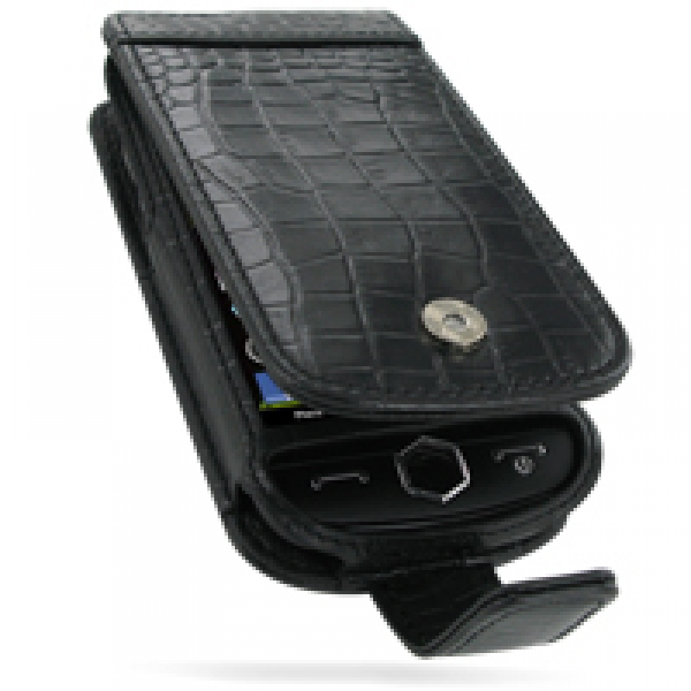 10% OFF + FREE SHIPPING, Buy Best PDair Quality Handmade Protective Samsung i8000 Omnia II Leather Flip Case (Black Croc Pattern). Pouch Sleeve Holster Wallet You also can go to the customizer to create your own stylish leather case if looking for additio