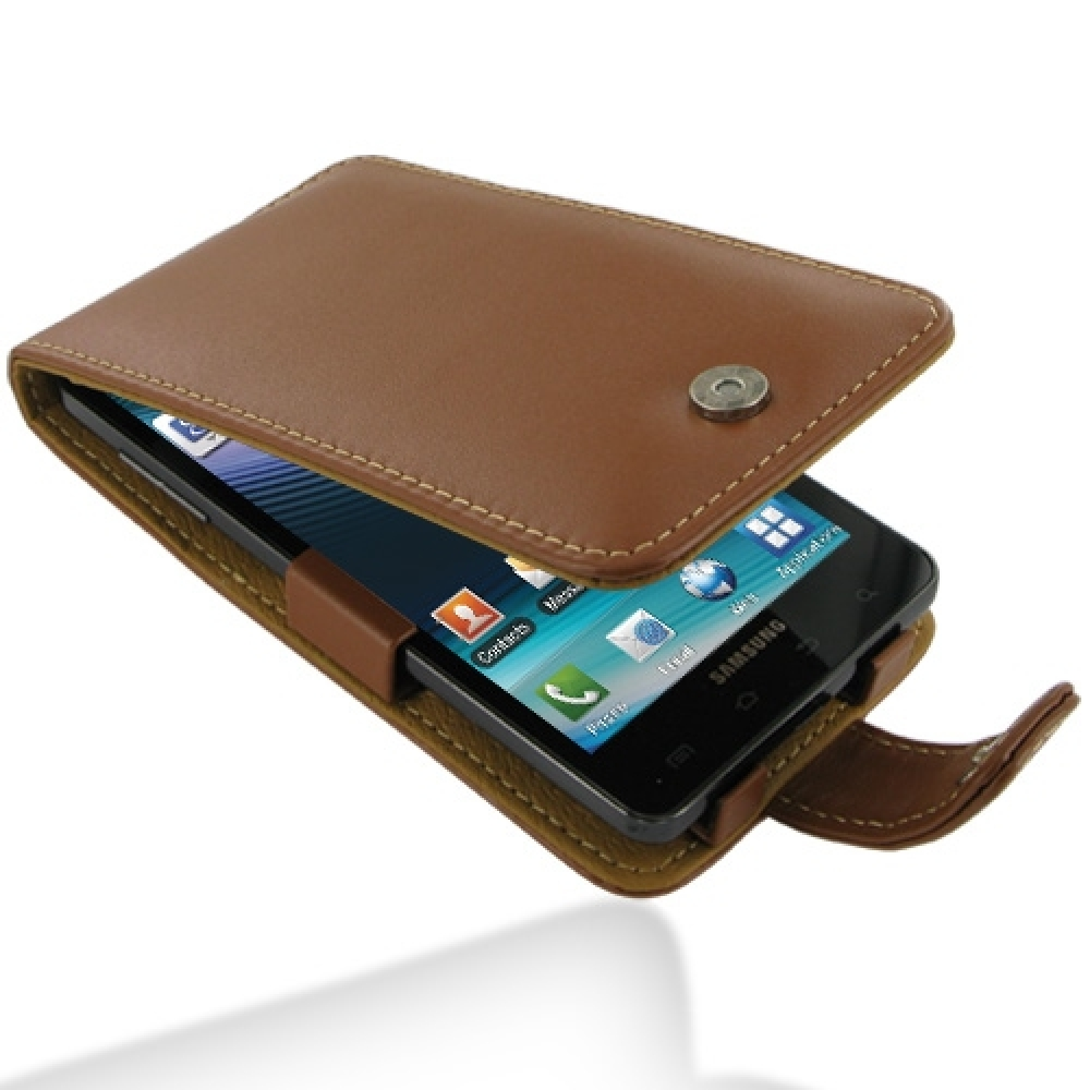 10% OFF + FREE SHIPPING, Buy Best PDair Top Quality Handmade Protective Samsung Infuse Leather Flip Case (Brown) online. Pouch Sleeve Holster Wallet You also can go to the customizer to create your own stylish leather case if looking for additional colors