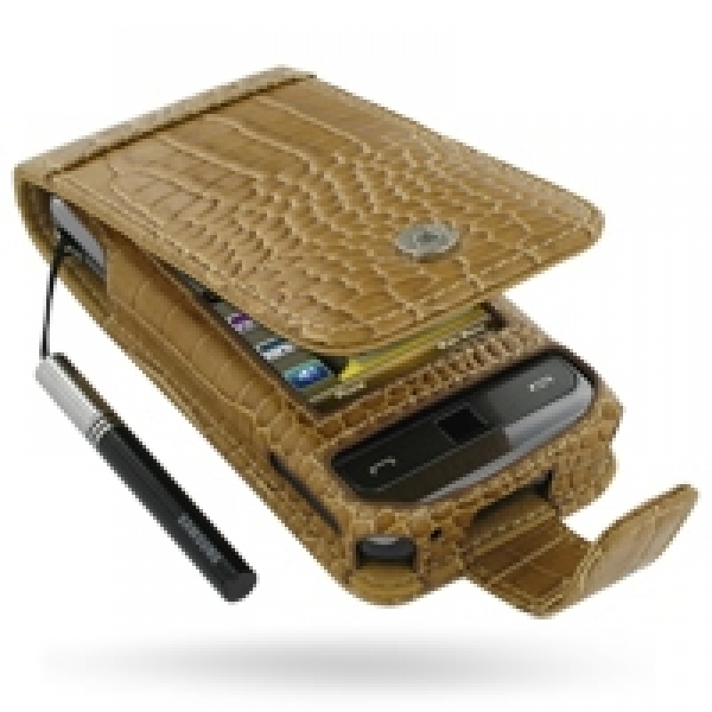 10% OFF + FREE SHIPPING, Buy Best PDair Quality Handmade Protective Samsung Omnia i908 i900 Leather Flip Case (Brown Croc Pattern). You also can go to the customizer to create your own stylish leather case if looking for additional colors, patterns and ty