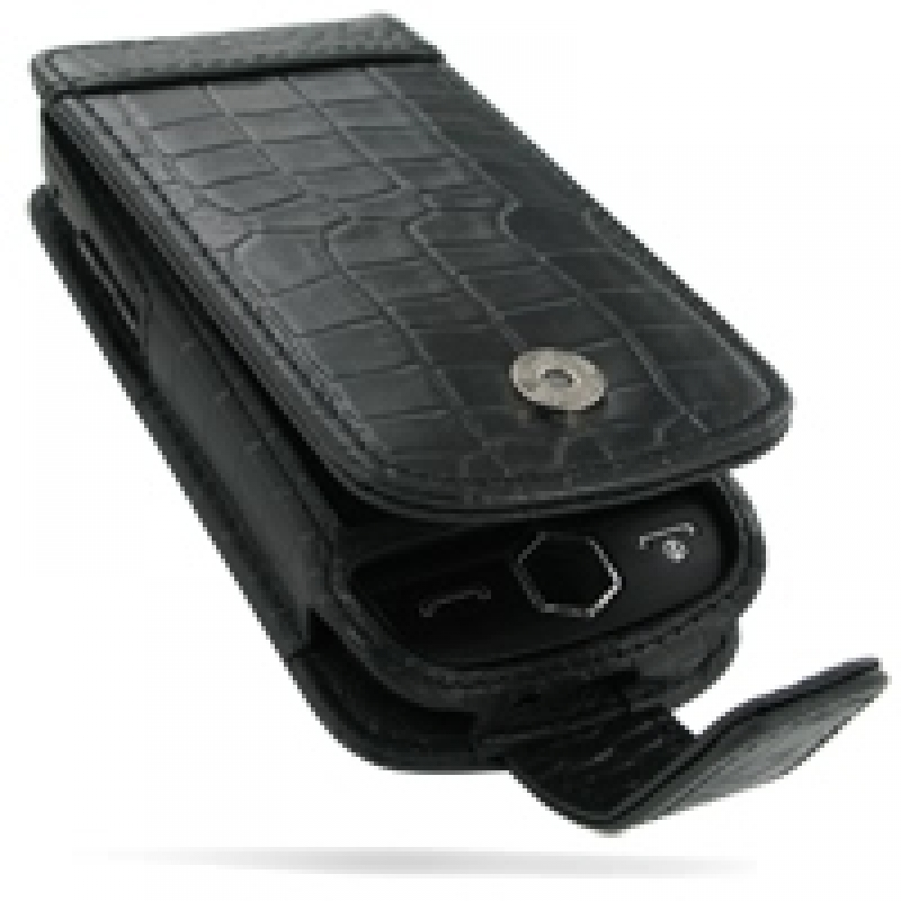 10% OFF + FREE SHIPPING, Buy PDair Top Quality Handmade Protective Samsung S8000 Jet Leather Flip Case (Black Croc Pattern) online. You also can go to the customizer to create your own stylish leather case if looking for additional colors, patterns and ty