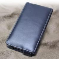 Leather Flip Case for Sharp AQUOS Xx SoftBank 304SH