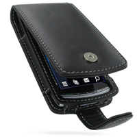 10% OFF + FREE SHIPPING, Buy Best PDair Top Quality Handmade Protective Sony Ericsson Vivaz / U5i Leather Flip Case (Black). Pouch Sleeve Holster Wallet You also can go to the customizer to create your own stylish leather case if looking for additional co