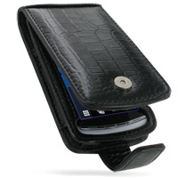 10% OFF + FREE SHIPPING, Buy Best PDair Quality Handmade Protective Sony Ericsson Vivaz / U5i Leather Flip Case (Black Croc Pattern) You also can go to the customizer to create your own stylish leather case if looking for additional colors, patterns and t