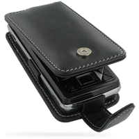 10% OFF + FREE SHIPPING, Buy Best PDair Top Quality Handmade Protective Sony Ericsson XPERIA X1 Leather Flip Case (Black). Pouch Sleeve Holster Wallet You also can go to the customizer to create your own stylish leather case if looking for additional colo