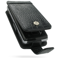 10% OFF + FREE SHIPPING, Buy Best PDair Quality Handmade Protective Sony Ericsson XPERIA X1 Leather Flip Case (Black Croc Pattern). You also can go to the customizer to create your own stylish leather case if looking for additional colors, patterns and ty