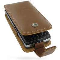 10% OFF + FREE SHIPPING, Buy Best PDair Top Quality Handmade Protective Sony Ericsson XPERIA X1 Leather Flip Case (Brown). Pouch Sleeve Holster Wallet You also can go to the customizer to create your own stylish leather case if looking for additional colo