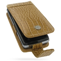 10% OFF + FREE SHIPPING, Buy Best PDair Quality Handmade Protective Sony Ericsson XPERIA X1 Leather Flip Case (Brown Croc Pattern). You also can go to the customizer to create your own stylish leather case if looking for additional colors, patterns and ty
