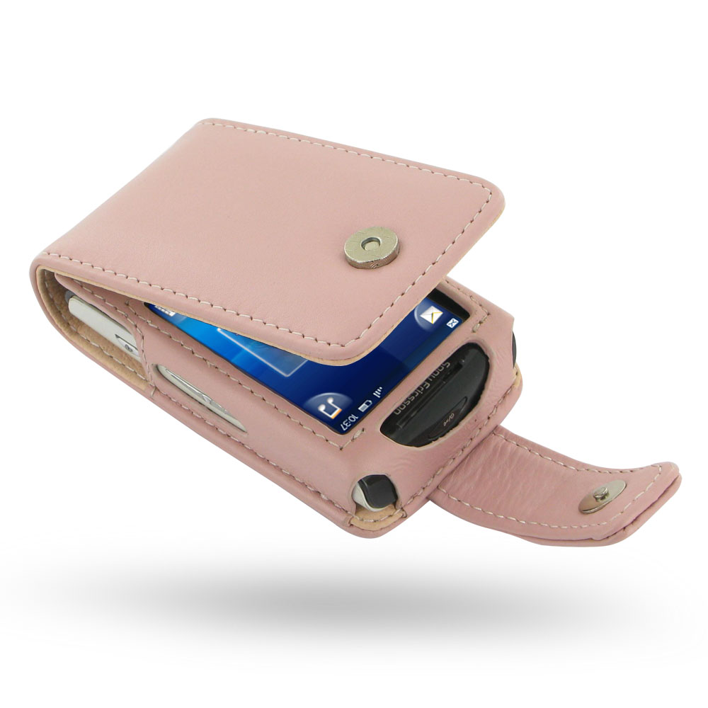 10% OFF + FREE SHIPPING, Buy PDair Top Quality Handmade Protective Sony Ericsson Xperia X10 Mini Leather Flip Case (Pink) online. Pouch Sleeve Holster Wallet You also can go to the customizer to create your own stylish leather case if looking for addition