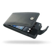 Leather Flip Case for Sony Walkman NW-F880 NW-F885 NW-F886 NW-F887