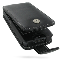 Leather Flip Case for Sony Walkman NWZ-X1050 NWZ-X1060 NWZ-X1000