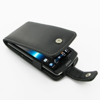 10% OFF + FREE SHIPPING, Buy Best PDair Top Quality Handmade Protective Sony Xperia Neo L Leather Flip Case (Black) online. Pouch Sleeve Holster Wallet You also can go to the customizer to create your own stylish leather case if looking for additional col