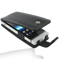 10% OFF + FREE SHIPPING, Buy Best PDair Top Quality Handmade Protective Sony Xperia U Leather Flip Case (Black) online. Pouch Sleeve Holster Wallet You also can go to the customizer to create your own stylish leather case if looking for additional colors,