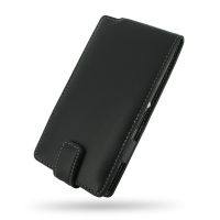 Leather Flip Case for Sony Xperia Z1 L39h