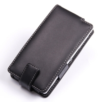 Leather Flip Case for Sony Xperia ZL L35H