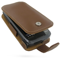 10% OFF + FREE SHIPPING, Buy Best PDair Top Quality Handmade Protective Sprint HTC Touch Pro2 Leather Flip Case (Brown) online. Pouch Sleeve Holster Wallet You also can go to the customizer to create your own stylish leather case if looking for additional