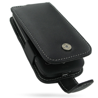 10% OFF + FREE SHIPPING, Buy Best PDair Top Quality Handmade Protective Verizon HTC Droid Eris Leather Flip Case (Black) online. Pouch Sleeve Holster Wallet You also can go to the customizer to create your own stylish leather case if looking for additiona