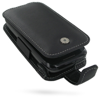 10% OFF + FREE SHIPPING, Buy Best PDair Top Quality Handmade Protective Verizon HTC Touch Pro2 Leather Flip Case (Black) online. Pouch Sleeve Holster Wallet You also can go to the customizer to create your own stylish leather case if looking for additiona