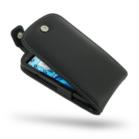 Leather Flip Top Case for Acer Liquid E1 Duo V360