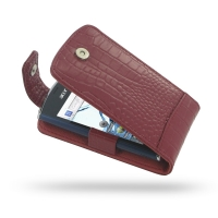 10% OFF + FREE SHIPPING, Buy PDair Quality Handmade Protective Acer Liquid mini Genuine Leather Flip Top Case (Red Croc Pattern) online You also can go to the customizer to create your own stylish leather case if looking for additional colors, patterns an