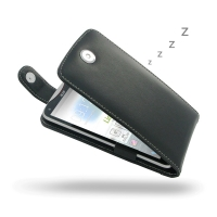 Leather Flip Top Case for Acer Liquid S2 S520