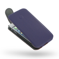 10% OFF + FREE SHIPPING, Buy Best PDair Quality Handmade Protective iPhone 5 | iPhone 5s Genuine Leather Flip Top Case (Purple) online. Pouch Sleeve Wallet You also can go to the customizer to create your own stylish leather case if looking for additional