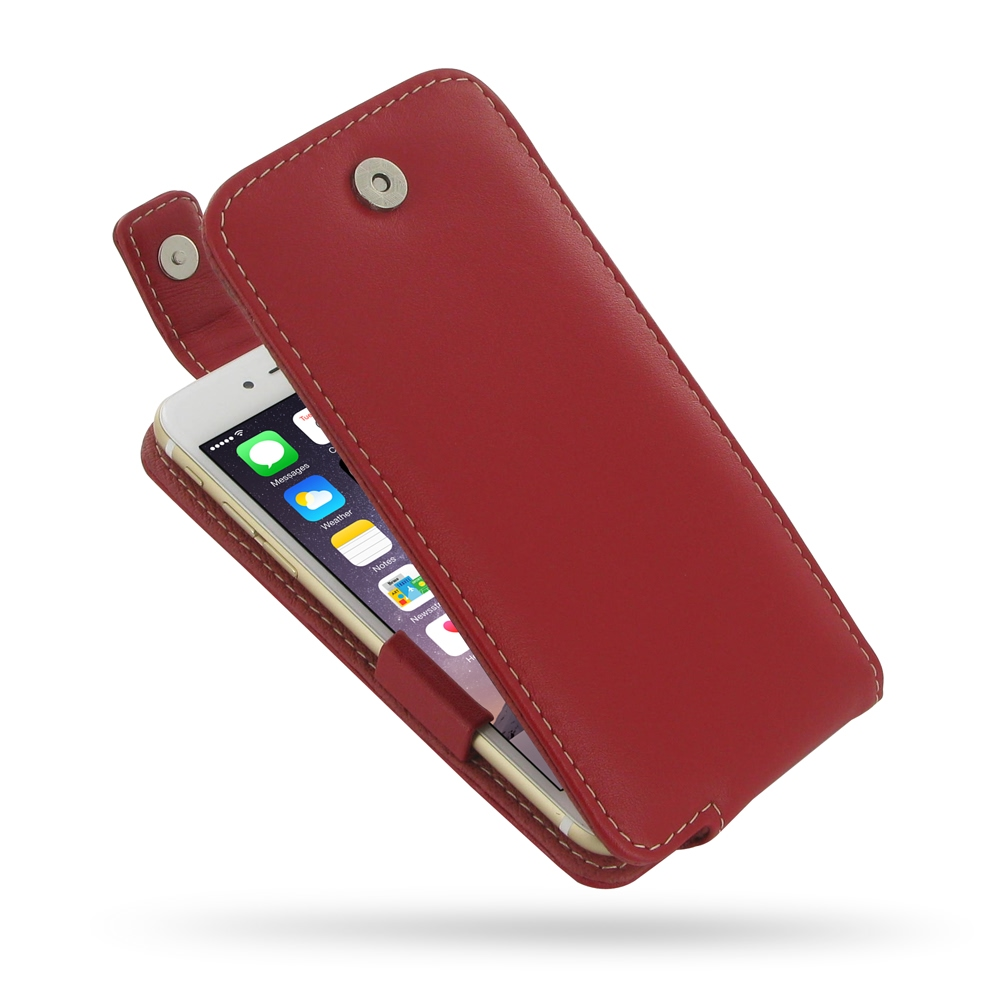 10% OFF + FREE SHIPPING, Buy Best PDair Quality Handmade Protective iPhone 6 | iPhone 6s Genuine Leather Flip Top Case (Red) online. Pouch Sleeve Holster Wallet You also can go to the customizer to create your own stylish leather case if looking for addit