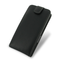 Leather Flip Top Case for HTC Butterfly S 901e X901e