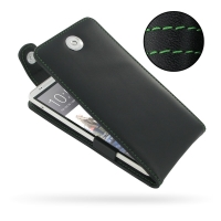 10% OFF + FREE SHIPPING, Buy Best PDair Top Quality Handmade Protective HTC One Max Leather Flip Top Case (Green Stitch) online. Pouch Sleeve Holster Wallet You also can go to the customizer to create your own stylish leather case if looking for additiona