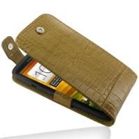 10% OFF + FREE SHIPPING, Buy Best PDair Quality Handmade Protective HTC One X / One XL Leather Flip Top Case (Brown Croc Pattern). Pouch Sleeve Holster Wallet You also can go to the customizer to create your own stylish leather case if looking for additio