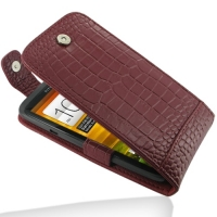 10% OFF + FREE SHIPPING, Buy Best PDair Quality Handmade Protective HTC One X / One XL Leather Flip Top Case (Red Croc Pattern) online. You also can go to the customizer to create your own stylish leather case if looking for additional colors, patterns an