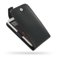 10% OFF + FREE SHIPPING, Buy PDair Top Quality Handmade Protective HTC Sensation XL Leather Flip Top Case (Red Stitching) online. Pouch Sleeve Holster Wallet You also can go to the customizer to create your own stylish leather case if looking for addition