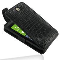 10% OFF + FREE SHIPPING, Buy Best PDair Top Quality Handmade Protective HTC Titan Leather Flip Top Case (Black Croc Pattern). Pouch Sleeve Holster Wallet You also can go to the customizer to create your own stylish leather case if looking for additional c
