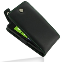 10% OFF + FREE SHIPPING, Buy Best PDair Top Quality Handmade Protective HTC Titan Leather Flip Top Case (Green Stitch) online. Pouch Sleeve Holster Wallet You also can go to the customizer to create your own stylish leather case if looking for additional