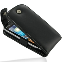 Huawei Vision Leather Flip Top Case PDair Premium Hadmade Genuine Leather Protective Case Sleeve Wallet