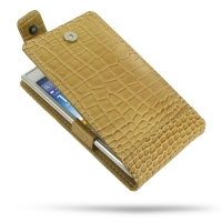 10% OFF + FREE SHIPPING, Buy PDair Top Quality Handmade Protective LG Optimus L7 Leather Flip Top Case (Brown Croc Pattern) online. You also can go to the customizer to create your own stylish leather case if looking for additional colors, patterns and ty