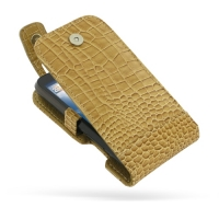 10% OFF + FREE SHIPPING, Buy Best PDair Quality Handmade Protective Motorola Defy XT535 Leather Flip Top Case (Brown Croc Pattern). You also can go to the customizer to create your own stylish leather case if looking for additional colors, patterns and ty