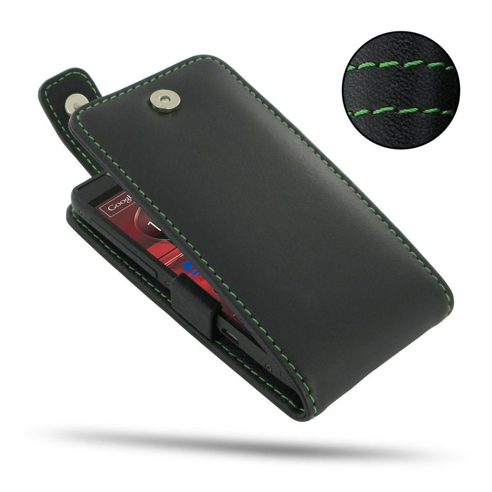 10% OFF + FREE SHIPPING, Buy Best PDair Top Quality Handmade Protective Motorola Razr i Leather Flip Top Case (Green Stitch). Pouch Sleeve Holster Wallet You also can go to the customizer to create your own stylish leather case if looking for additional c