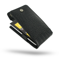 10% OFF + FREE SHIPPING, Buy Best PDair Quality Handmade Protective Nokia Lumia 520 Leather Flip Top Case (Black Croc Pattern) online. You also can go to the customizer to create your own stylish leather case if looking for additional colors, patterns and