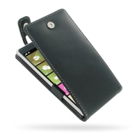 Leather Flip Top Case for Nokia Lumia 830