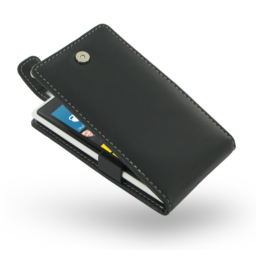 new arrival 7dde3 b7503 Leather Flip Top Case for Nokia Lumia 920