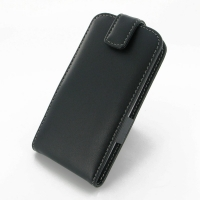 Leather Flip Top Case for Samsung GALAXY BEAM2 G3858