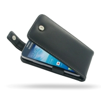 Leather Flip Top Case for Samsung Galaxy Express 2 SM-G3815
