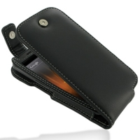 Leather Flip Top Case for Samsung Galaxy Nexus GT-i9250 SCH-i515