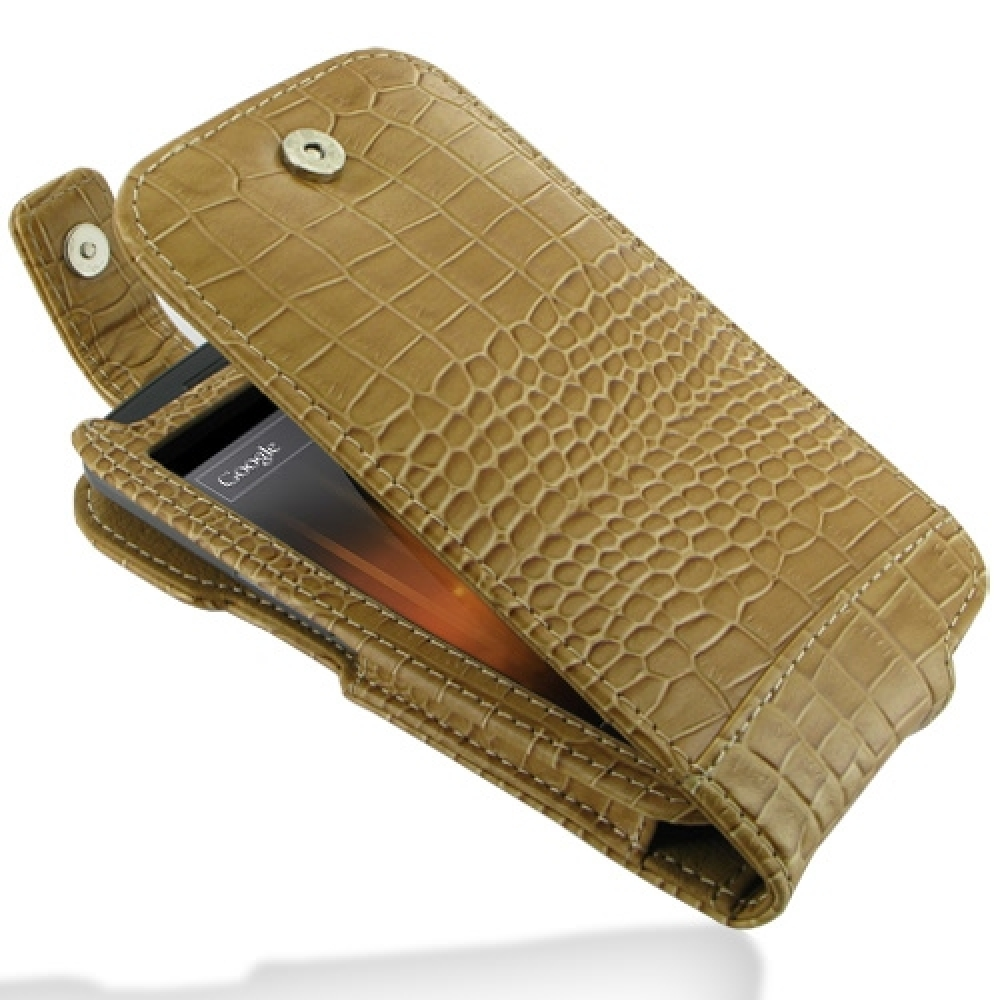 10% OFF + FREE SHIPPING, Buy Best PDair Quality Handmade Protective Samsung Galaxy Nexus Leather Flip Top Case (Brown Croc Pattern). You also can go to the customizer to create your own stylish leather case if looking for additional colors, patterns and t