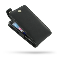 Leather Flip Top Case for Samsung Galaxy S II GT-i9100
