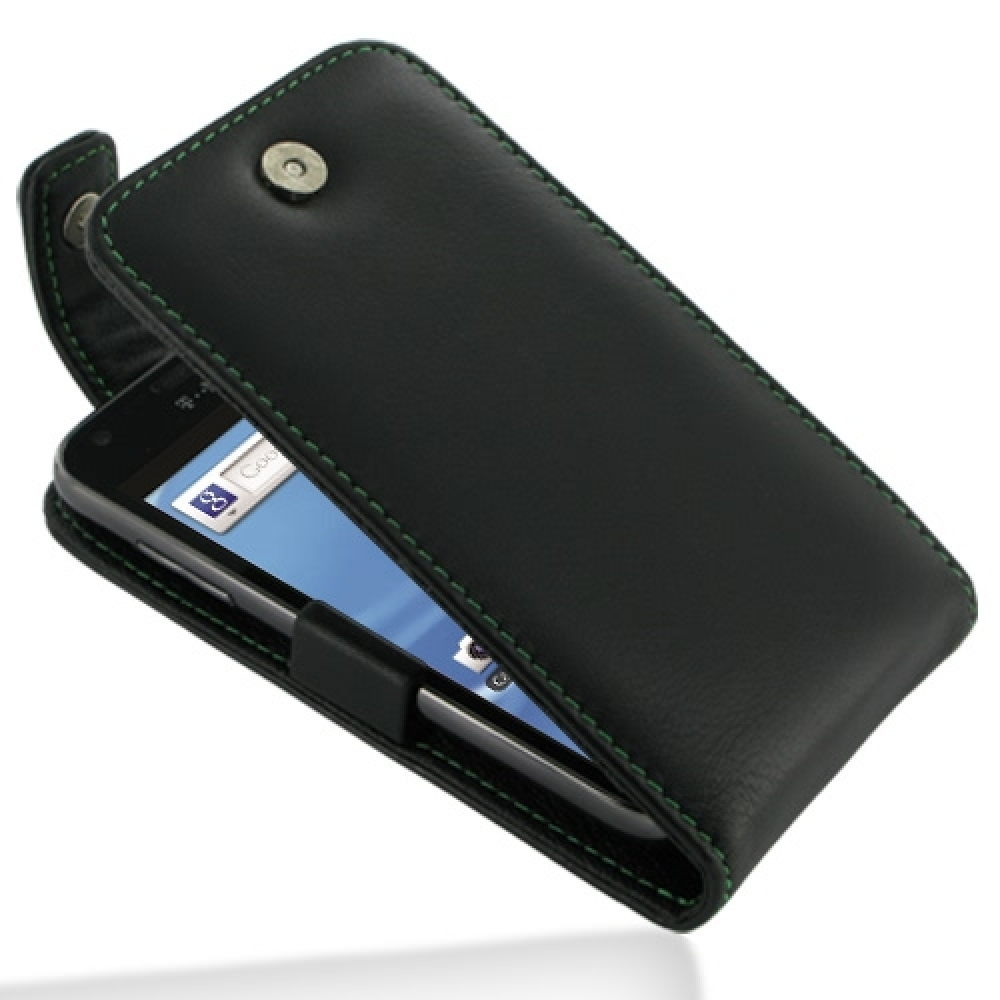 10% OFF + FREE SHIPPING, Buy Best PDair Quality Handmade Protective Samsung Galaxy S2 T989 Leather Flip Top Case (Green Stitch) online. You also can go to the customizer to create your own stylish leather case if looking for additional colors, patterns an