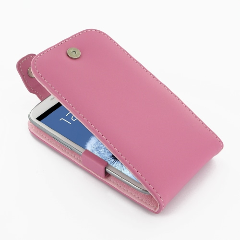 10% OFF + FREE SHIPPING, Buy Best PDair Top Quality Handmade Protective Samsung Galaxy S3 Leather Flip Top Case (Petal Pink). Pouch Sleeve Holster Wallet You also can go to the customizer to create your own stylish leather case if looking for additional c