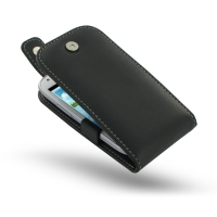 Samsung Galaxy S3 Mini Leather Flip Top Case PDair Premium Hadmade Genuine Leather Protective Case Sleeve Wallet