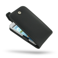 Leather Flip Top Case for Samsung Galaxy Win Duos GT-i8550 GT-i8552