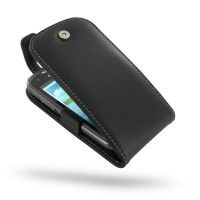 Leather Flip Top Case for Samsung Galaxy Xcover 2 GT-S7710